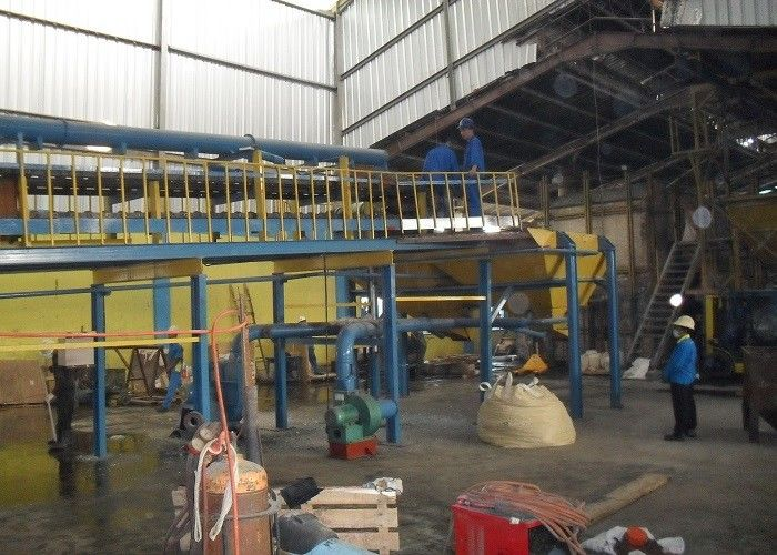 High Performance Sodium Silicate Production Line Dissolving Tank Function